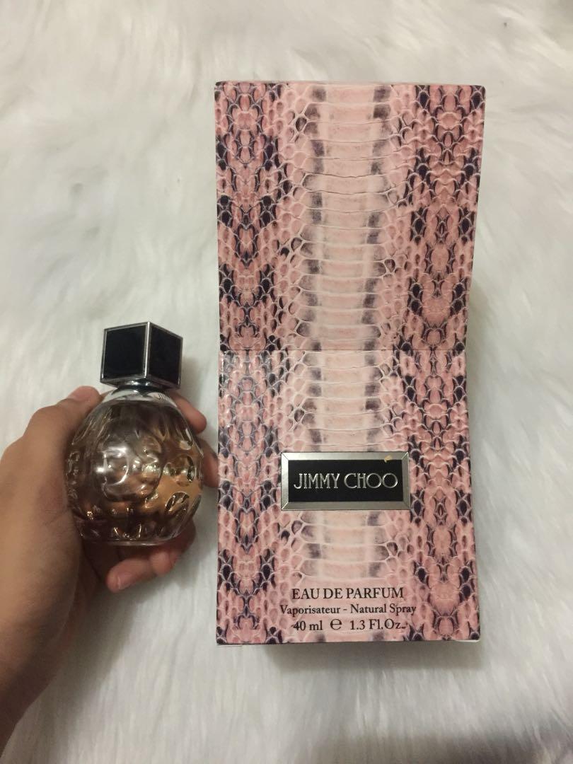ed4d5625762 Original Jimmy Choo Perfume