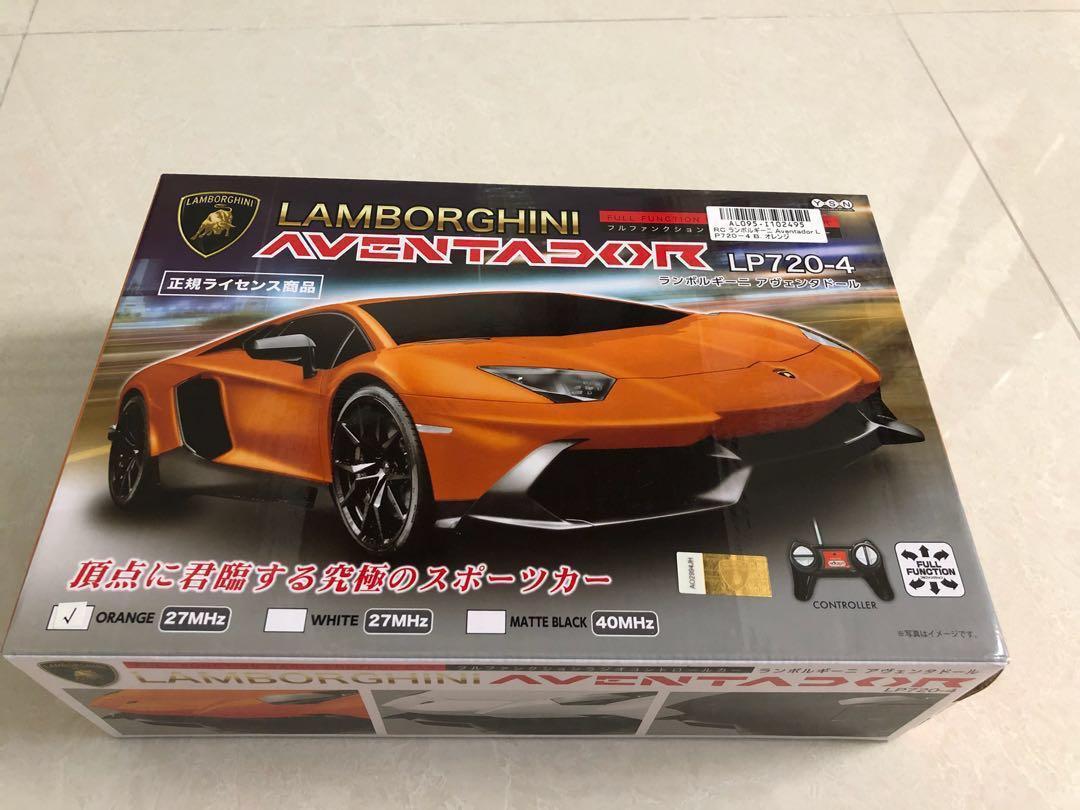Rc Model Lamborghini Aventador Lp720 4 Everything Else On Carousell