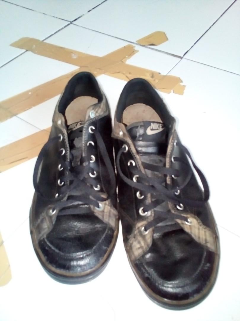Second Original Shoes Nike Fesyen Pria Sepatu Sneakers Di Carousell
