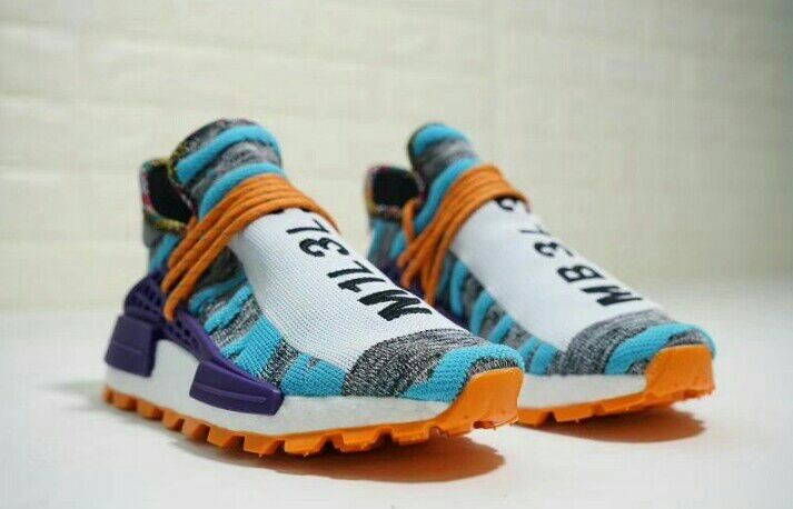 071f1b60 Sneakers ready stock: Pharell Williams X Adidas Afro Hu NMD Solar Pack,  Men's Fashion, Footwear, Sneakers on Carousell