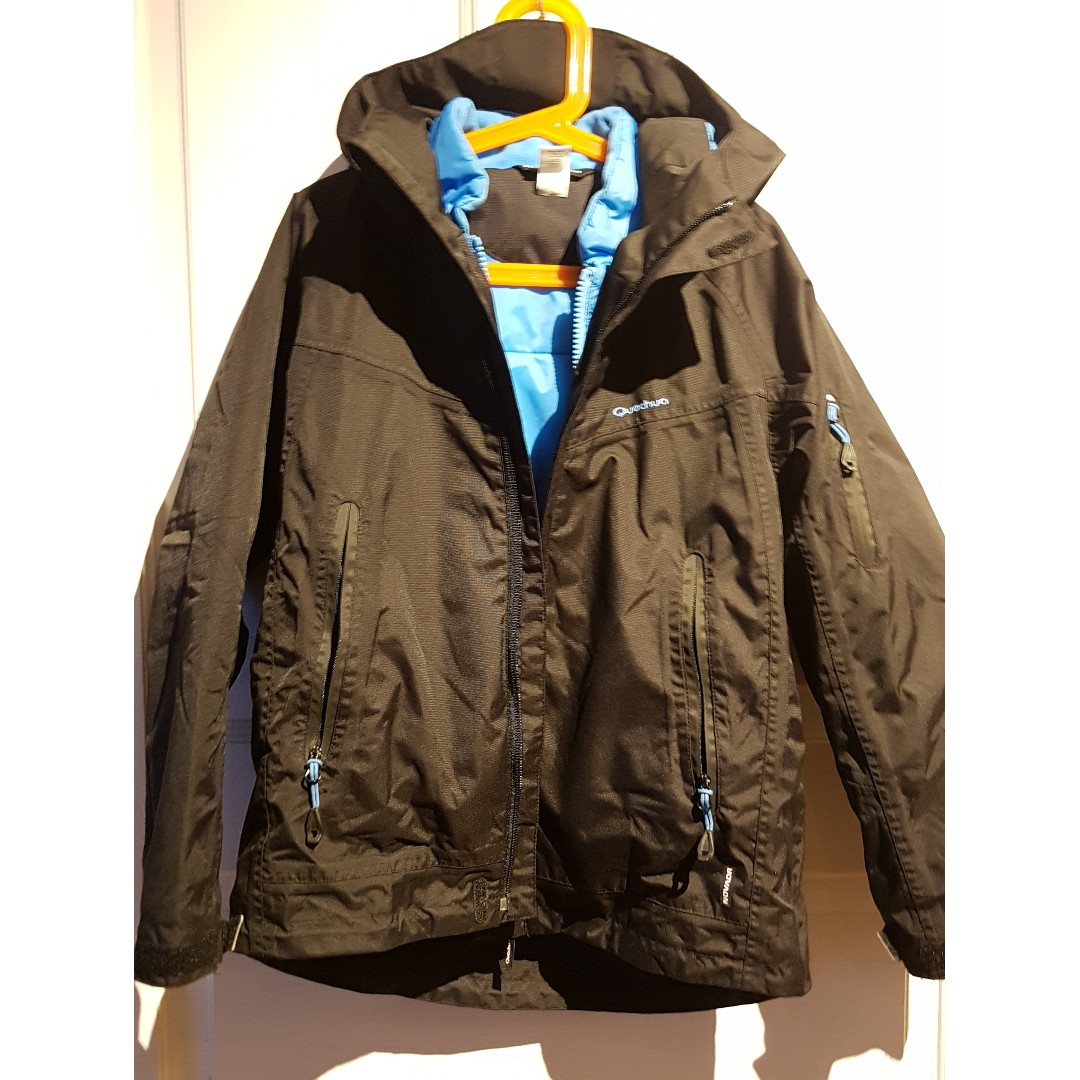 ad91b7dec4d3 Super warm decathlon boys ski Winter jacket