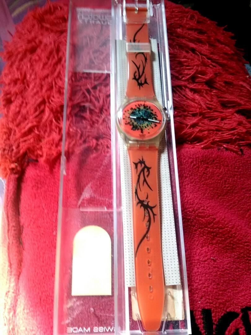 Swatch item collector