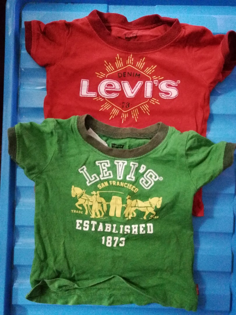 dca0def7d tshirt kids levis, Babies & Kids, Others on Carousell