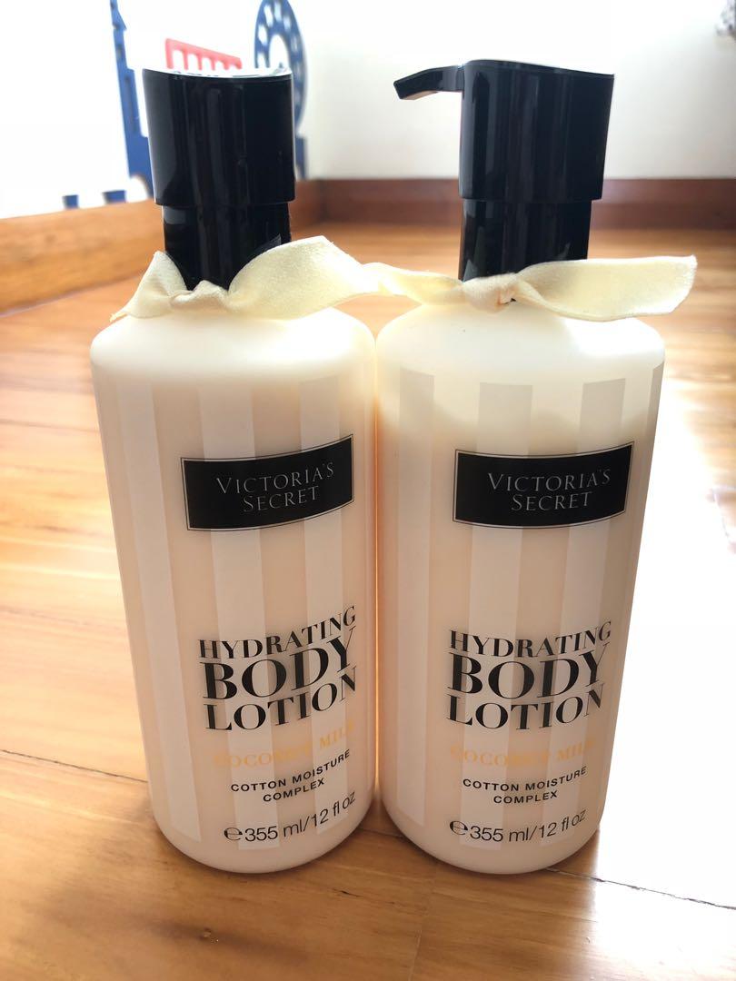 42daf4e8f89 Victoria s Secret Hydrating Body Lotion Coconut Milk