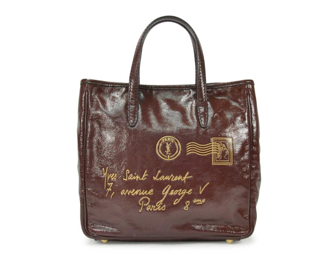 dba31e838cb1 YSL Y-mail Tote Bag