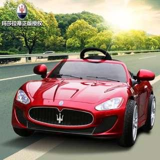 Electric Kids Maserati