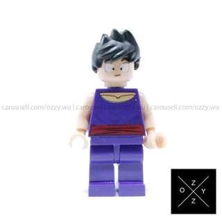 Lego Compatible Dragon Ball Minifigures : Gohan
