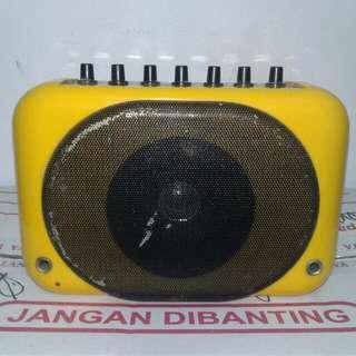 speaker unik