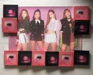 [INSTOCK] Blackpink 1st Mini album square up