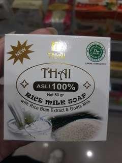 THAILAND RICE MILK SOAP