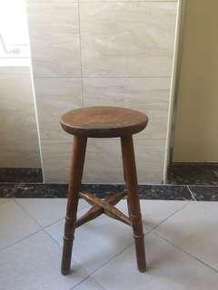 古 錢幣椅 銅錢椅 圓椅 圓凳 椅頭啊 普普風 鄉村風 含運