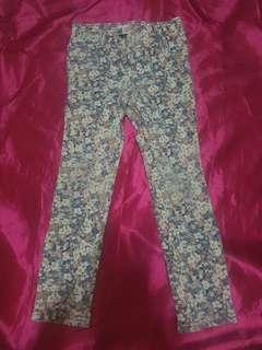 H&M Jegging Pants 3-4y