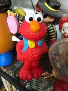 🚚 Elmo吹泡泡機