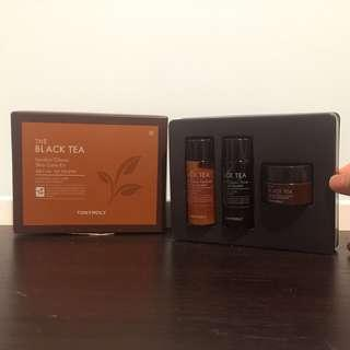 TONYMOLY The Black Tea London Classic Skin Care Kit
