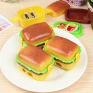 3-Tier Hamburger Design Sharpener