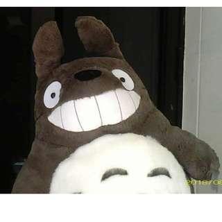 Big Totoro Stuffed Toy Ghibli Studio Anime Miyazaki