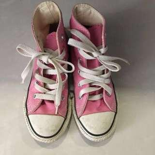 Aunthetic converse for 3-5 years old