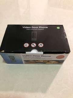 Video Door Phone (BRAND NEW)