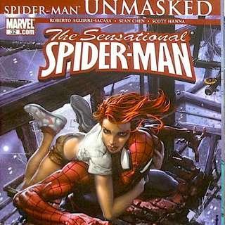 MARVEL'S SENSATIONAL SPIDERMAN (2006) #32, 33, 34  (Very Fine)