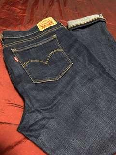Levis Skinny Jeans (for ladies)