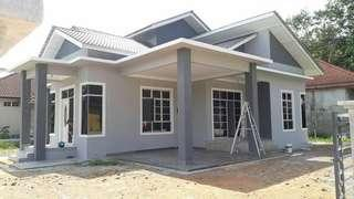 Rumah Murah Murah, House to let-go