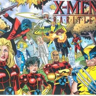 MARVEL'S XMEN RARITIES (1995) #1