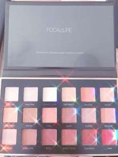 🚚 Focallure eyeshadow palette