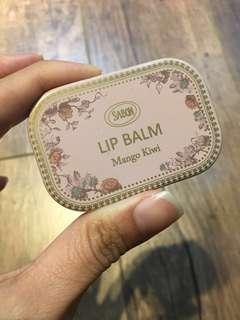 🚚 Sabon護唇膏