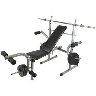 🚚 Multi Function Weight Bench