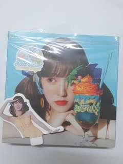 Red Velvet Summer Magic Limited Edition album ♡ Wendy Cover