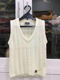 Vintage FILA Vest