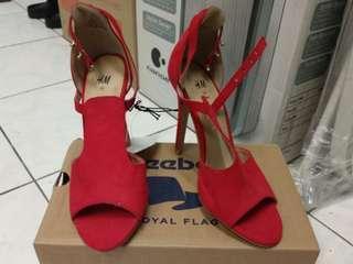 H&M Red Heels