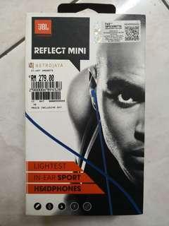 JBL Reflect Mini Lightest IN-EAR SPORT