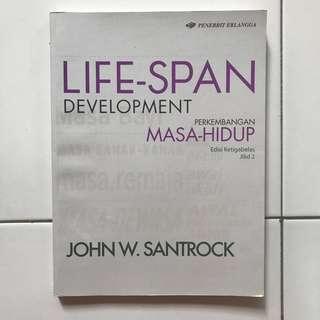 Psikologi Perkembangan (Jilid 1 & 2) - John W. Santrock