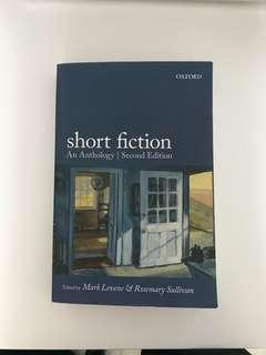 Oxford Short Fiction: An Anthology Second Edition