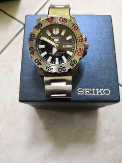 Seiko 5 Sport Automatic 100M 23 Jewels  Mens Watch