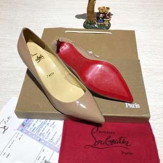 Sepatu C.Louboutin Heels Mirror High Quality