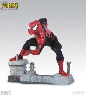 Sideshow Spiderman Retro PF