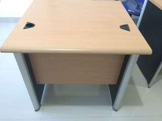 Meja kerja (Single Office Desk)