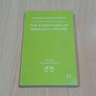 The Adventures of Sherlock Holmes TPB