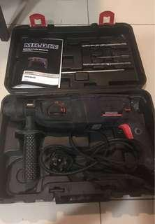 800w powerful strong hammer lottery drill