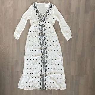 Maxi Dress (small)