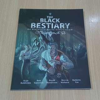 The Black Bestiary An Alejandro Pardo Compendium