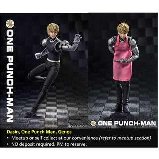 Dasin, One-Punch Man, Genos