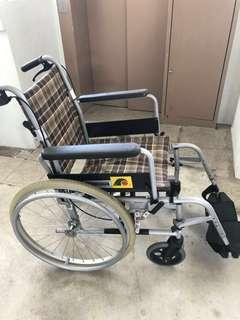 Sanction Wheelchair