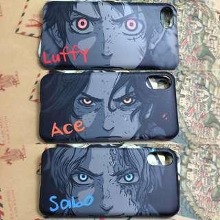 One Piece Phone Covers / Cases [Coloured Sides]