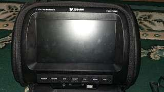 Head dvd player