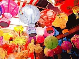 中秋節各式各樣的燈籠🏮@寶泰行