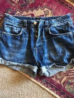 Sportsgirl jean shorts