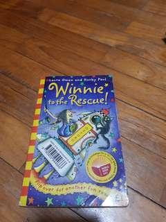 Winnie to the rescue